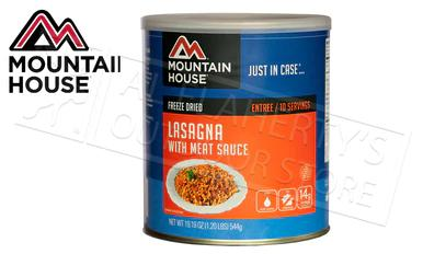 Mountain House Can - Lasagna with Meat Sauce - 10 Servings, 1.20lbs #30127?>