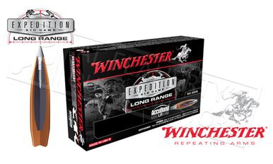 Winchester 6.5 Creedmoor Accubond Expedition LR XP, Polymer Tipped 142 Grain box of 20 #S65LR?>