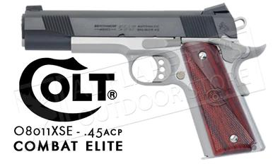 Colt 1911 XSE Combat Elite Government Frame 45ACP #08011XSE?>