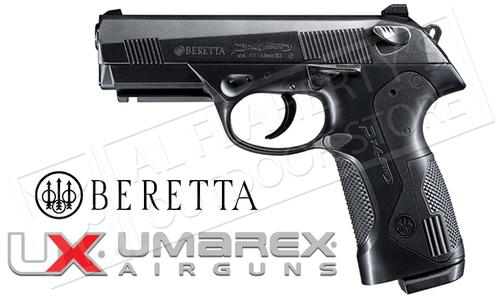 Umarex Air Pistol Beretta PX4 Storm .177 BB or Pellet with Blowback 380FPS #2253004?>