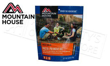 Mountain House Pouch - Pasta Primavera, 2.5 Servings #53137?>