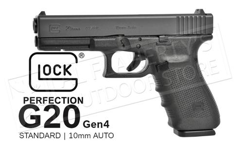 Glock 20 Gen4 fixed Sight 10mm?>