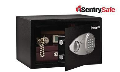 Sentry Safe Medium Key Lock & Electronic Security Safe #X055?>