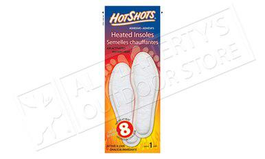 HotShots Self Heating Insoles, 1-Pair Package #01101?>