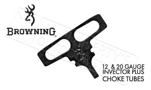 Browning Flat Wrench Choke Tube Wrench for Invector and Invector Plus 12 and 20 Gauge Chokes #1130053?>