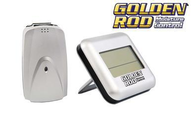 Golden Rod Digital Wireless Hygrometer #222532?>