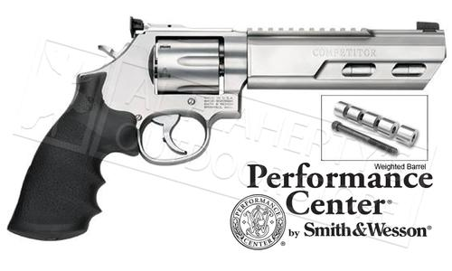 "Smith & Wesson Performance Center Model 686 Competitor 6"" Weighted Barrel .357 #170319?>"