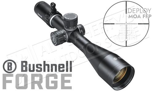 Bushnell Forge Riflescope 4.5-27x50mm with Deploy MOA FFP Reticle #RF4275BF1?>
