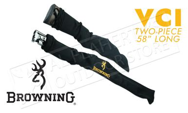 Browning VCI Gun Sock, Two Piece for Rifles or Shotguns #149986?>