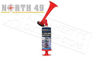 North 49 Eco Airhorn with Pump, Small #2877?>