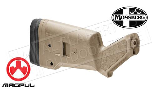 Magpul SGA Stock for Mossberg 500/590/590A1 Shotguns in Flat Dark Earth #MAG490-FDE?>