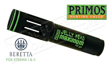 Primos Hunting Jelly Head Maximum Turkey Choke for Beretta Xtrema I & II, 12 Gauge #69408?>