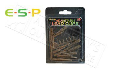 E-S-P Adjustable Lead Clips, 10 Pack #ESBC09?>