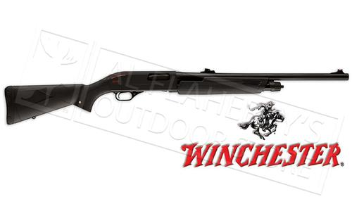 "Winchester SXP Black Shadow Deer 12 Gauge, 3"" Chamber, 22"" Barrel, Rifled with Sights #512261340?>"