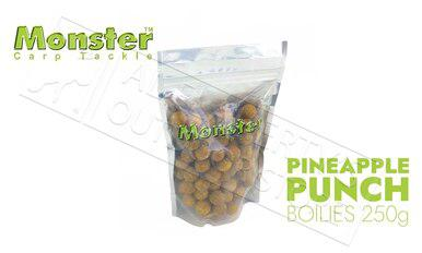 Monster Boilies - Pineapple Punch 16mm, 250 grams #MCB250P?>