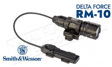 Smith & Wesson Flashlight Delta Force RM-10 LED Rail Mounted #110043?>