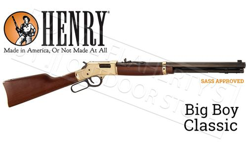 Henry Big Boy Lever-Action Rifle, Various Calibers #H006?>