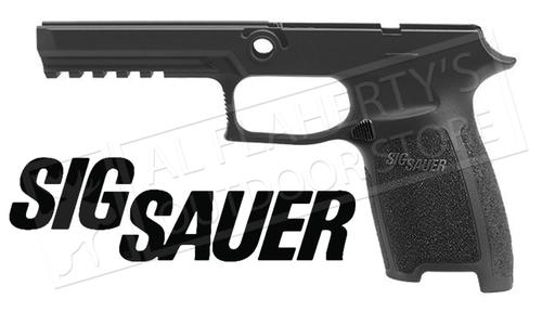 SIG Sauer P320 / P250 Grip Module, Full Size, Small or Large Fit, Black #GRIP-MOD-F-943?>