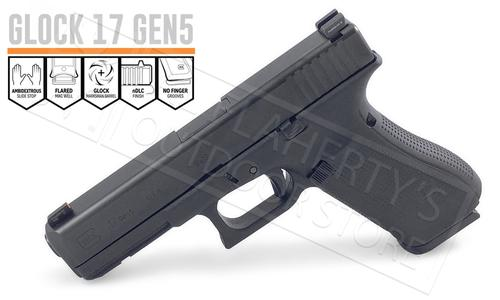 Glock 17 Gen5 with AmeriGlo Bold Sight 9mm?>