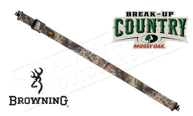 "Browning All Season Web Sling for Rifles and Shotguns, 26"" to 40"" Adjustable Mossy Oak Break-Up Country #122392825?>"