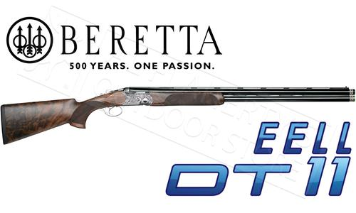 Beretta Shotgun DT11 EELL Floral Engraving for Sporting Competion - 12 Gauge?>