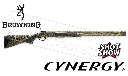 "Browning SG Cynergy Over-Under Shotgun in Realtree Max-5, 12g 28"" 3.5"" Chamber #13713204?>"