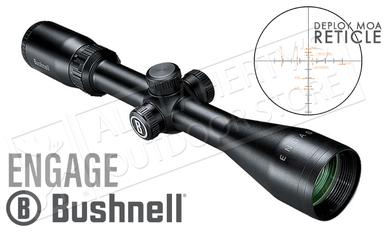 Bushnell Engage Scope 4-12x40mm with Deploy MOA Reticle #REN41240DW?>