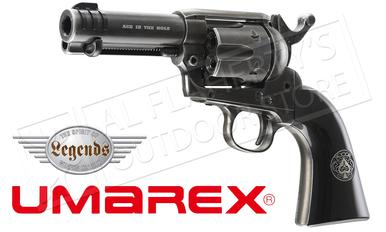 Umarex Air Pistol Legends Ace in the Hole Revolver, Single Action .177 Caliber #2251816?>