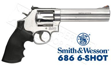 "Smith & Wesson 686 6"" .357 #164224?>"