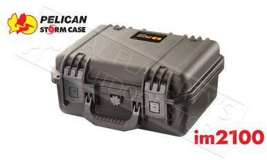 Pelican Storm Case iM2100 Hard Case Black, Small Size #IM2100-00001?>