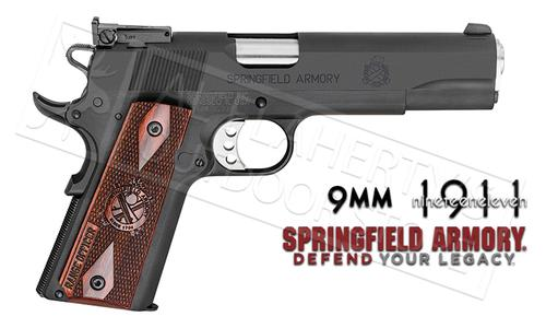 Springfield Armory 1911 Range Officer - 9mm #P19129L?>