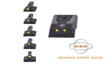 GSG 1911 Rear & Frontsight Kit  #GSG0004A?>