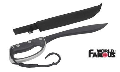 "World Famous Bushwacker Machette, 14"" Blade #2210?>"