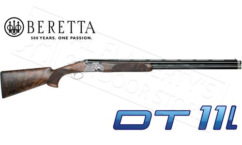 Beretta Shotgun DT11 L Sporting Floral Engraving with B-Fast Adjustable Stock 12 Gauge #5X264Q2200301?>