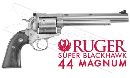 Ruger Super Blackhawk Bisley Hunter .44 Magnum #00862?>