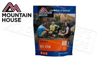 Mountain House Pouch - Beef Stew, 1 Cup #53114?>