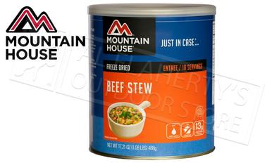 Mountain House Can - Beef Stew, 10 Servings, 1.08lbs #30114?>