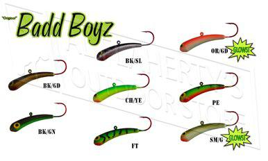 "Magz Original Badd Boyz Jigging Lure, 2-1/2"", 5/8 oz. #BB3?>"