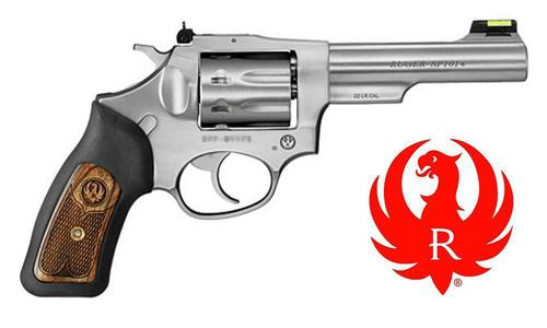 Ruger SP101 Double-Action Revolver, .22LR #5765.?>
