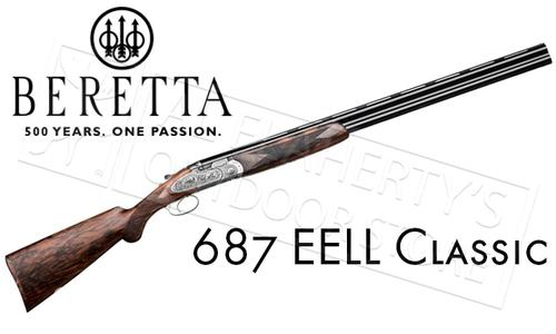 Beretta Shotgun 687 EELL Classic Over-Under Field #3DT6TW64?>