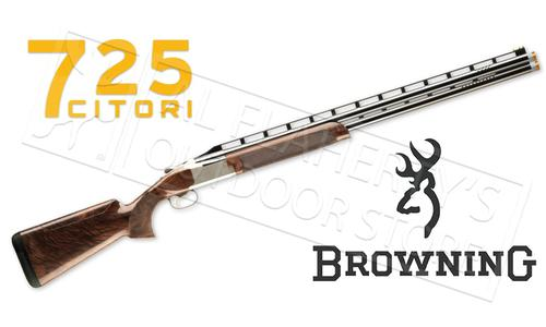 Browning SG 725 Sporting Shotgun with High and Adjustable Stock?>