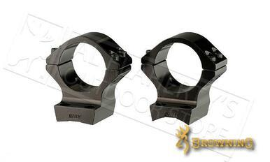 "Browning Mount X-Lock Integrated Scope Mounts for X-Bolt Rifles, 1"" Low or Medium Height #1250?>"
