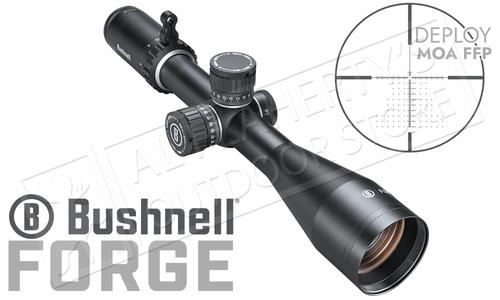 Bushnell Forge Riflescope 3-18x50mm with Deploy MOA FFP Reticle #RF3185BF1?>