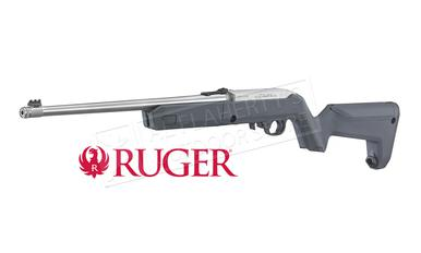 Ruger 10/22 TakeDown with Grey Magpul Backpacker Stock 22LR #31152?>