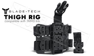 Blade-Tech Thigh Rig Black #ACCX0072AA0011AM?>
