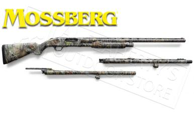 "Mossberg 535 3-Barrel Combo, 12 Gauge, 3.5"" Chamber, 24"" Turkey, 28"" Waterfowl, 24"" Rifled Barrel #45615?>"