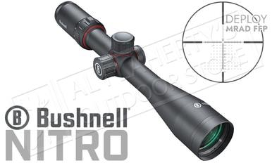 Bushnell Nitro Riflescope 4-16x44mm with Deploy MIL FFP Reticle #RN4164BF2?>