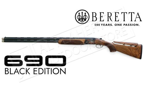 Beretta Shotgun 690 Competition LH with B-Fast Adjustable Comb and Extended Chokes #4Q765C12?>