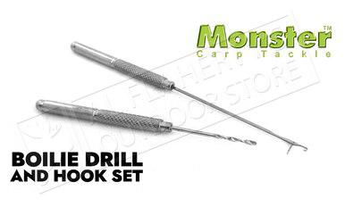 Monster Boilie Hook & Drill Set #CXBDHK?>
