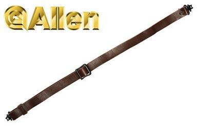 Allen Slide & Lock Leather Sling with Swivels #8432?>